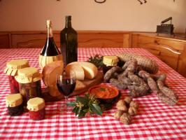 Risultati immagini per gastronomia casentino