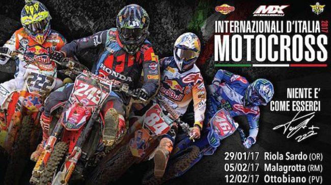 Internazionali Motocross 2017 Riola Sardo