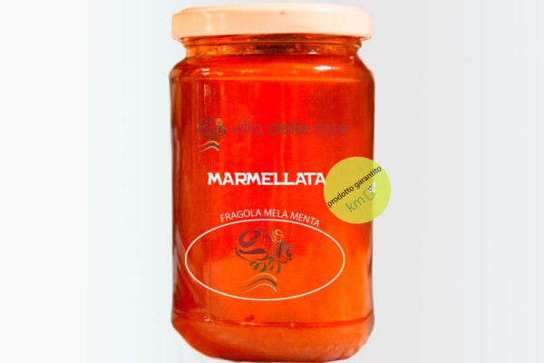 marmellata-fragola-mela-menta