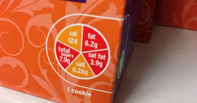 """Au Royaume-Uni, l'étiquetage nutritionnel, appelé """"traffic light labelling"""" existe d'ores et déjà depuis plusieurs années."""