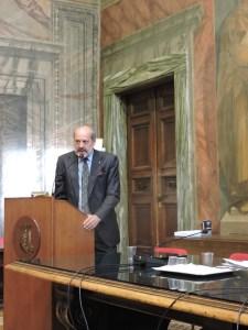 805 Intervento del vicepresidente di Confagricoltura Giordano Emo Capodilista