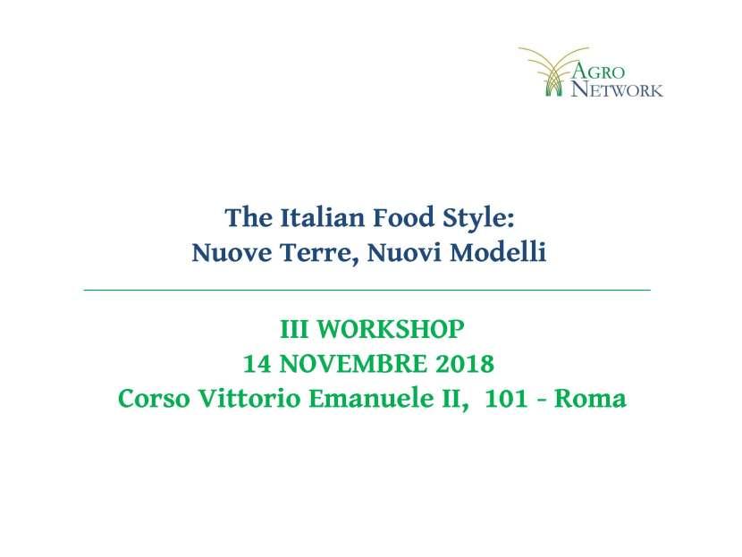 evento internazionalizzazione 2018