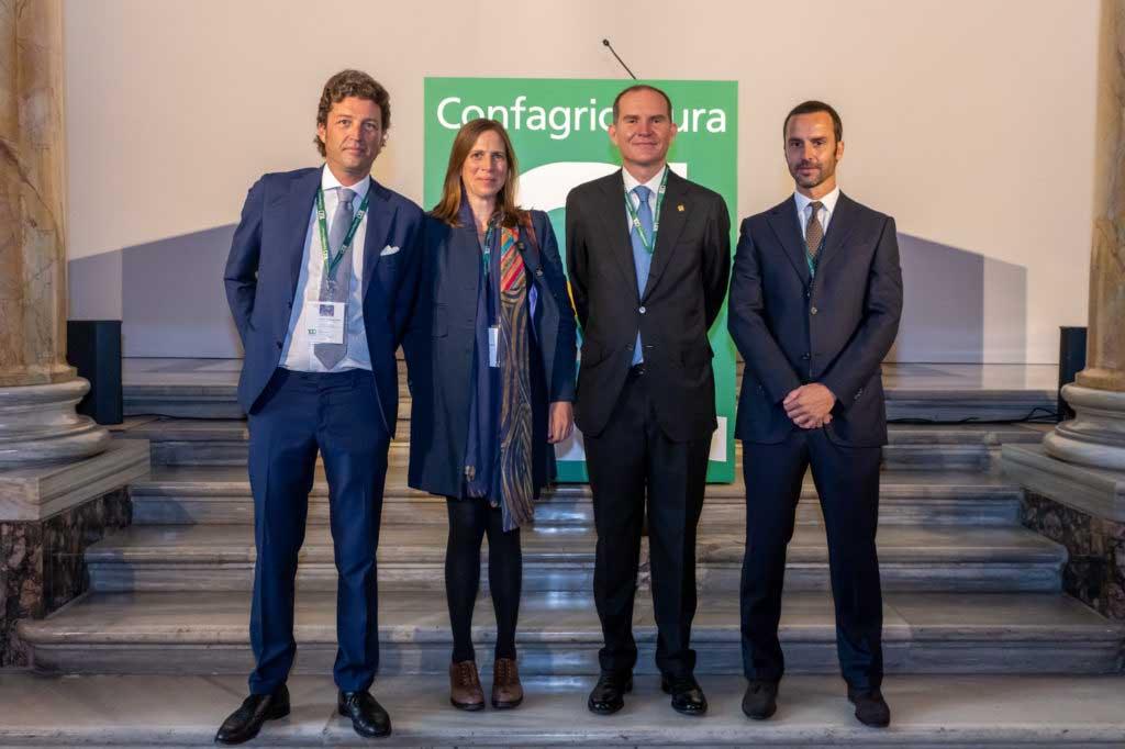 Tre Innovatori e Giansanti - Una storia appena iniziata - Centenario Confagricoltura - Agronetwork News