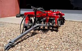 Grade Aradora Controle Remoto CRSG 12 x 26″ – Baldan > Nova - Grade Aradora - Baldan - Agrobill - Tratores, Implementos Agrícolas, Pneus