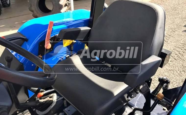 Trator New Holland TL 75 E 4×4 ano 2016  semi novo com apenas 171 horas - Tratores - New Holland - Agrobill - Tratores, Implementos Agrícolas, Pneus