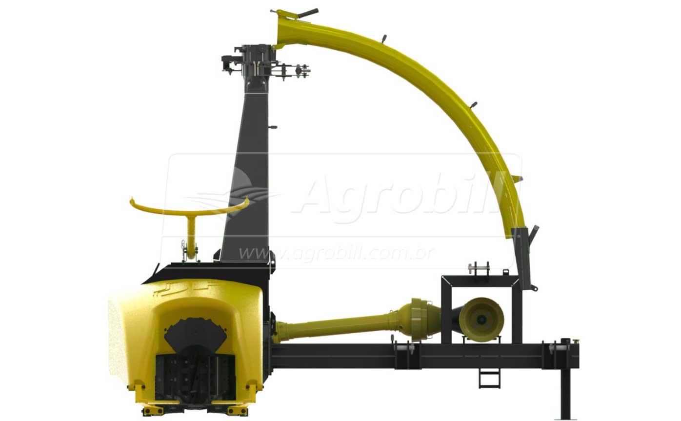 Colhedora de Forragens JF 192 C15 / Cardan / Bica Hidráulica / com Kit Processador de Grãos +PRO – JF > Nova - Forrageira - JF - Agrobill - Tratores, Implementos Agrícolas, Pneus