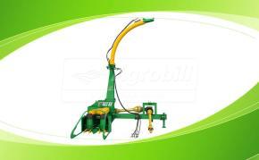 Colhedora de Forragem JF 192 AT – Cardan / Plataforma AT 1000 > Nova - Forrageira - JF - Agrobill - Tratores, Implementos Agrícolas, Pneus