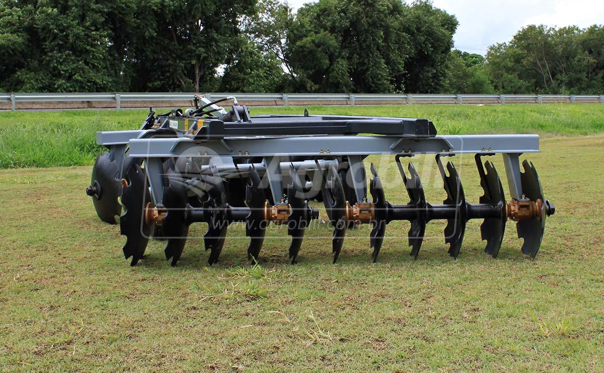 Grade Aradora Intermediária CRI 22 x 28″ – Baldan > Nova - Grades Aradoras - Baldan - Agrobill - Tratores, Implementos Agrícolas, Pneus