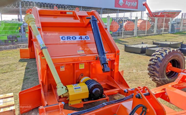 Compostador de Resíduos Orgânicos CRO 4.0 / com Farol / com Proteção de Borracha / Engate Traseiro – Civemasa > Novo - Compostador - Civemasa - Agrobill - Tratores, Implementos Agrícolas, Pneus