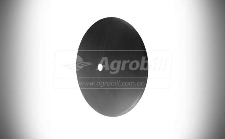 Disco Liso 22″x 3.5 mm / Eixo 1.1/4 – Baldan > Novo - Discos e Mancais - Baldan - Agrobill - Tratores, Implementos Agrícolas, Pneus