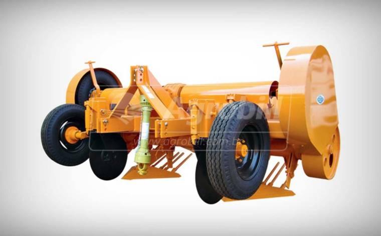 Eliminador Mecânico de Soqueiras – DMB > Seminovo - Eliminador de Soqueira - DMB - Agrobill - Tratores, Implementos Agrícolas, Pneus