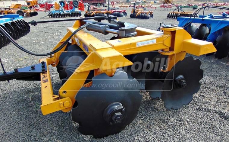 Grade Aradora Pesada GAPM 12 Discos – Tatu > Usada - Grades Aradoras - Tatu Marchesan - Agrobill - Tratores, Implementos Agrícolas, Pneus