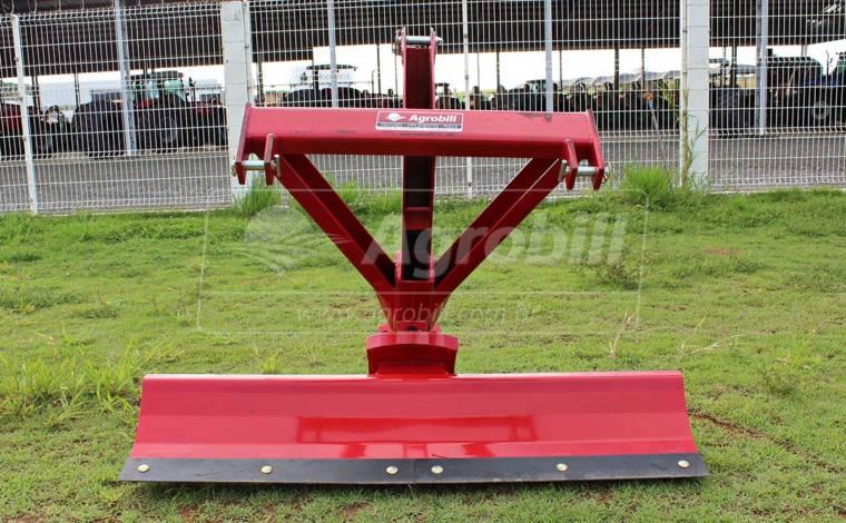 Lâmina Traseira Mecânica ACJ 1600 / Plaina > Nova - Lâmina Traseira - ACJ - Agrobill - Tratores, Implementos Agrícolas, Pneus