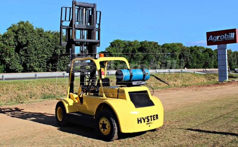 Empilhadeira Hyster 5 T Ano 1987 - Tratores - Hyster - Agrobill - Tratores, Implementos Agrícolas, Pneus