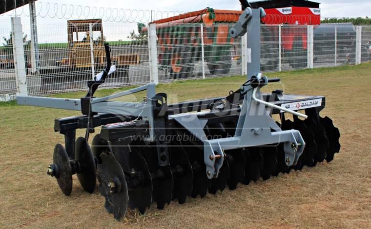 Grade Niveladora Super Peixe SP 28 x 20″ x 175 mm – Baldan > Nova - Grades Niveladoras - Baldan - Agrobill - Tratores, Implementos Agrícolas, Pneus