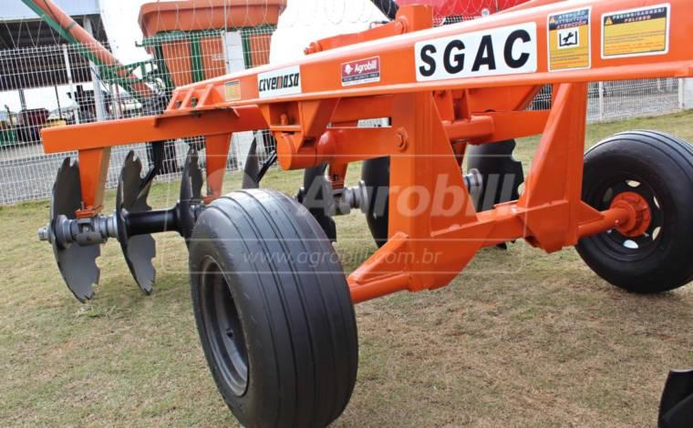 Grade Aradora Super Pesada SGAC 16 x 34″ – Civemasa > Nova - Grades Aradoras - Civemasa - Agrobill - Tratores, Implementos Agrícolas, Pneus
