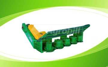 Plataforma para Colheita de Capim / JF 2000 S2 > Nova - Forrageira - JF - Agrobill - Tratores, Implementos Agrícolas, Pneus