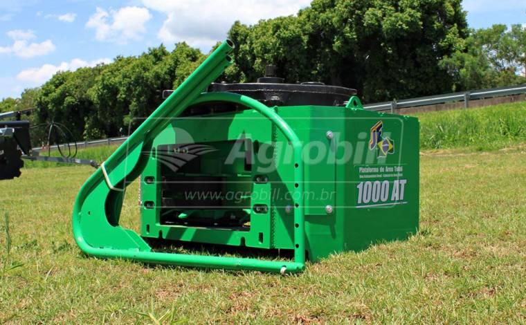 Plataforma de Área Total JF 1000 AT S3 > Nova - Forrageira - JF - Agrobill - Tratores, Implementos Agrícolas, Pneus