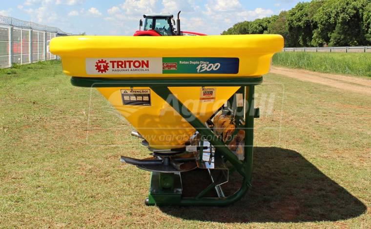 Distribuidor Semeador Rotax Disco Duplo 1300DD / Acionamento por Cabo – Triton > Novo - Distribuidor de Calcário - Triton - Agrobill - Tratores, Implementos Agrícolas, Pneus