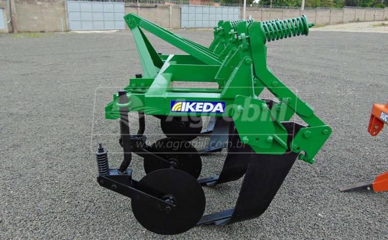 Subsolador 4 Hastes / Matabroto – Ikeda > Usado - Subsolador - Ikeda - Agrobill - Tratores, Implementos Agrícolas, Pneus