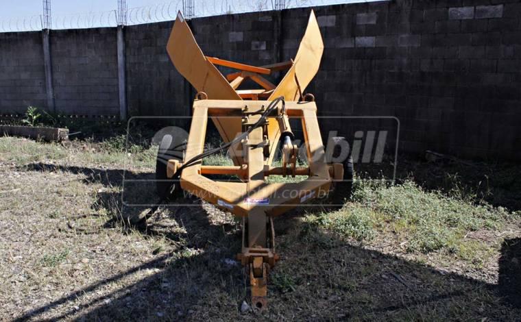 Sulcador de Cana / Florestal 1 Linha / Pesado > Usado - Sulcador - Personalizado - Agrobill - Tratores, Implementos Agrícolas, Pneus