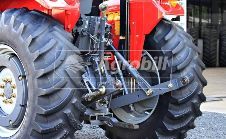 Trator Massey 4283 4×4 ano 2015 TURBO - Tratores - Massey Ferguson - Agrobill - Tratores, Implementos Agrícolas, Pneus