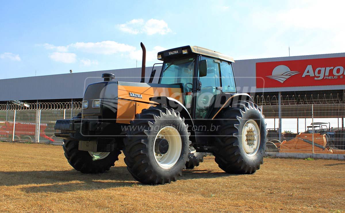 Trator Valtra BH 160 4×4 ano 2005 usado - Tratores - Valtra - Agrobill - Tratores, Implementos Agrícolas, Pneus