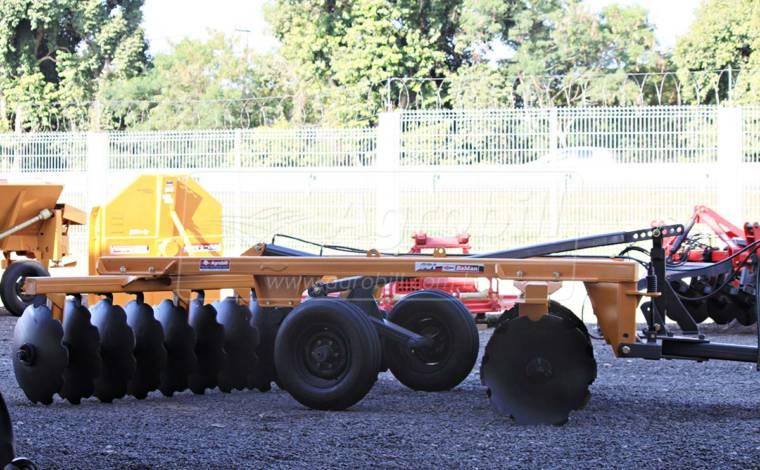 Grade Aradora Intermediaria CRI 24 Discos / Baldan – Usada - Grades Aradoras - Baldan - Agrobill - Tratores, Implementos Agrícolas, Pneus