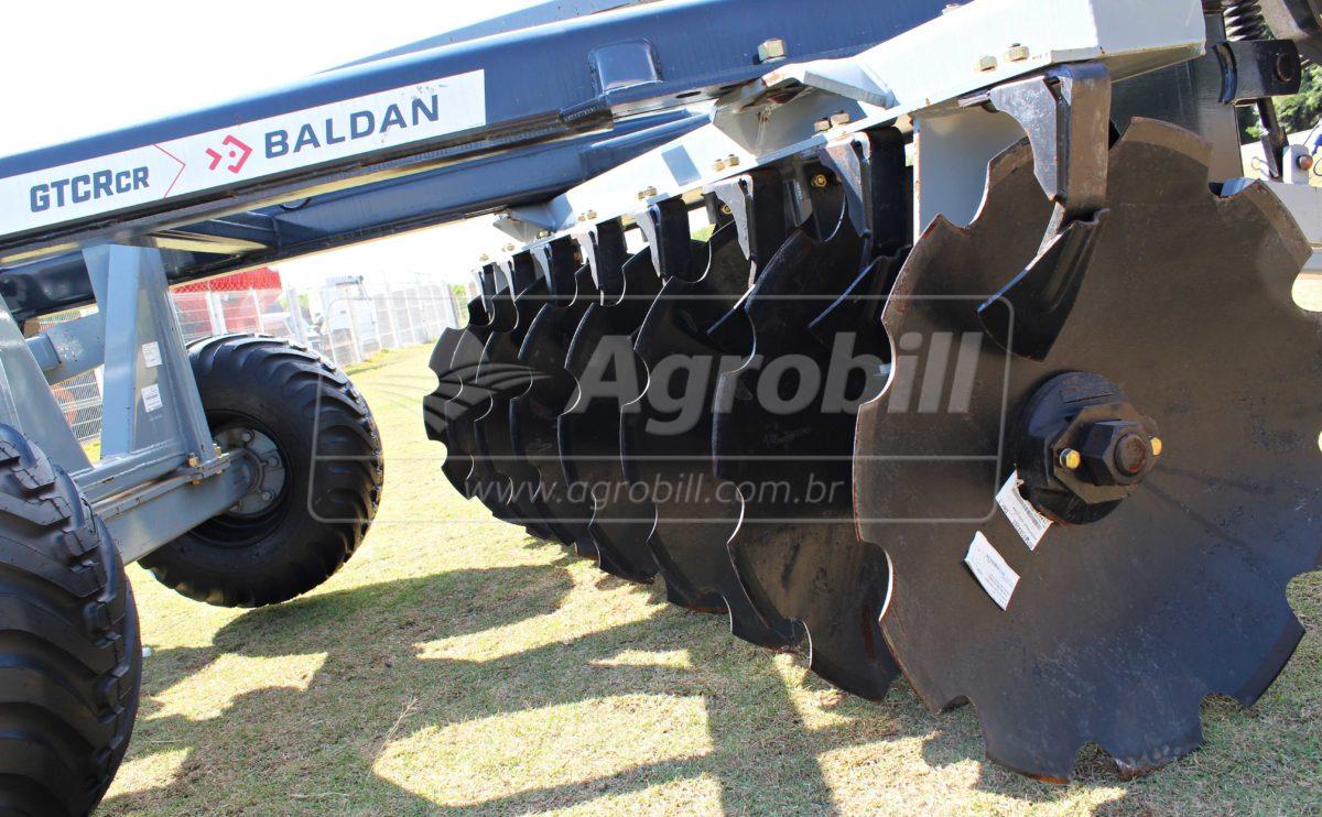 Grade Aradora Pesada Ctrl. Remoto GTCR-CR 16 x 34″ 360 mm – Baldan > Nova - Grades Aradoras - Baldan - Agrobill - Tratores, Implementos Agrícolas, Pneus