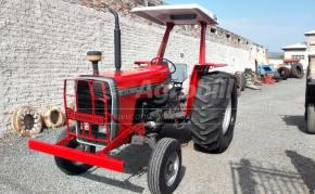 Trator Massey 275 4×2 ano 1989 serie Record (ESTA EM NOSSA FILIAL MONTES CLAROS – MG) - Tratores - Massey Ferguson - Agrobill - Tratores, Implementos Agrícolas, Pneus