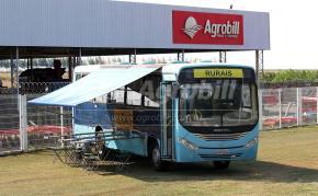 Ônibus Comil 1418 – Ano 2012 > Locação - Locação - Mercedes-Benz - Agrobill - Tratores, Implementos Agrícolas, Pneus