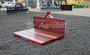 Plataforma Traseira ACJ 1500 > Nova - Plataforma Traseira - ACJ - Agrobill - Tratores, Implementos Agrícolas, Pneus
