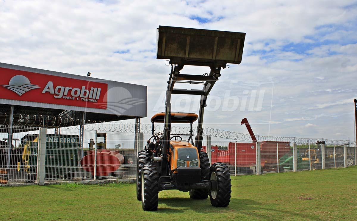Trator Valtra A 850 4×4 ano 2014 com Plaina Baldan e Redutor de velocidade - Tratores - Valtra - Agrobill - Tratores, Implementos Agrícolas, Pneus