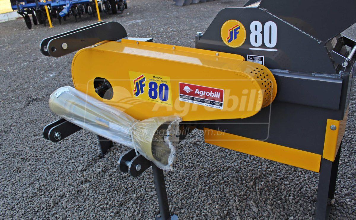Moinho JF 80 / Tratorizado / sem Peneira > Novo - Triturador / Moinho - JF - Agrobill - Tratores, Implementos Agrícolas, Pneus