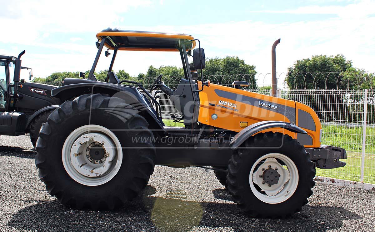 Trator Valtra BM 125 4×4 Ano 2013 com 951 horas seminovo - Tratores - Valtra - Agrobill - Tratores, Implementos Agrícolas, Pneus