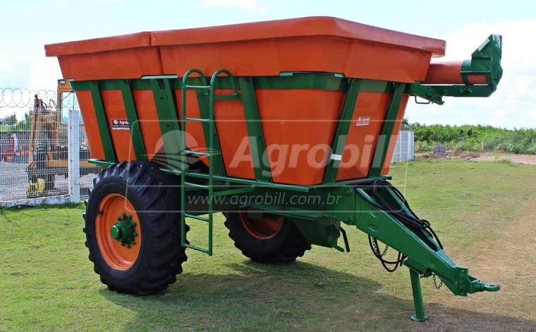 Carreta Graneleira Distribuidora Multiuso 12000 Litros – Stara > Usado - Carreta Agrícola Graneleira - Stara - Agrobill - Tratores, Implementos Agrícolas, Pneus
