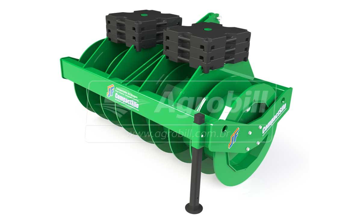 Compactador de Silagem JF CompactSilo / sem Lastro – JF > Novo - Compactador de Silagem - JF - Agrobill - Tratores, Implementos Agrícolas, Pneus