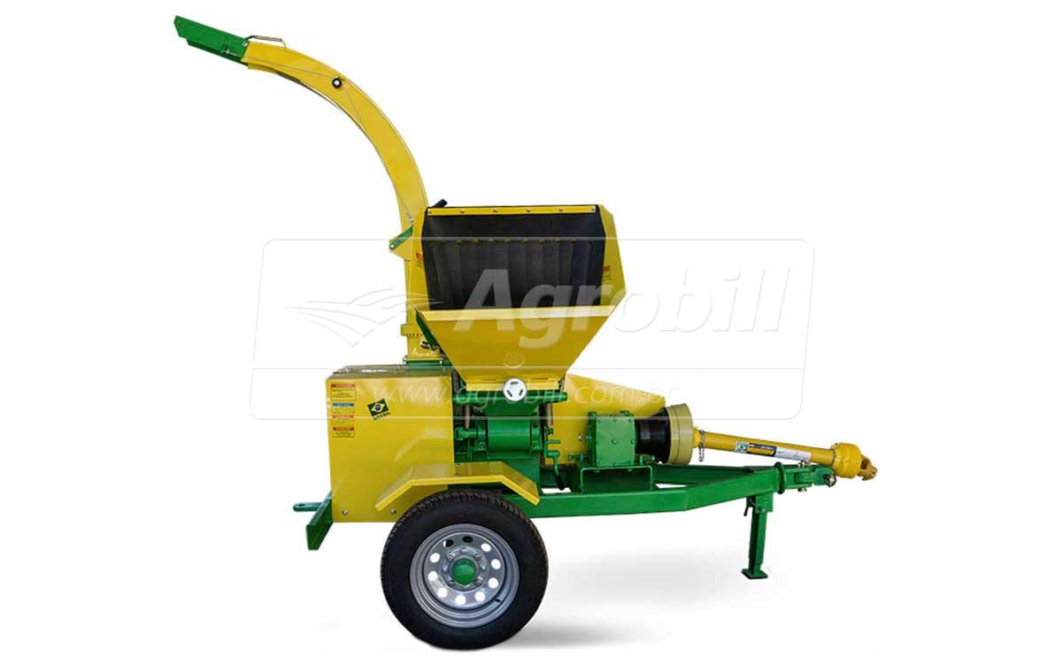 Triturador de Galhos TP-200 / Rodeiro – Pinheiro > Novo - Triturador / Triturador de Galhos - Pinheiro - Agrobill - Tratores, Implementos Agrícolas, Pneus