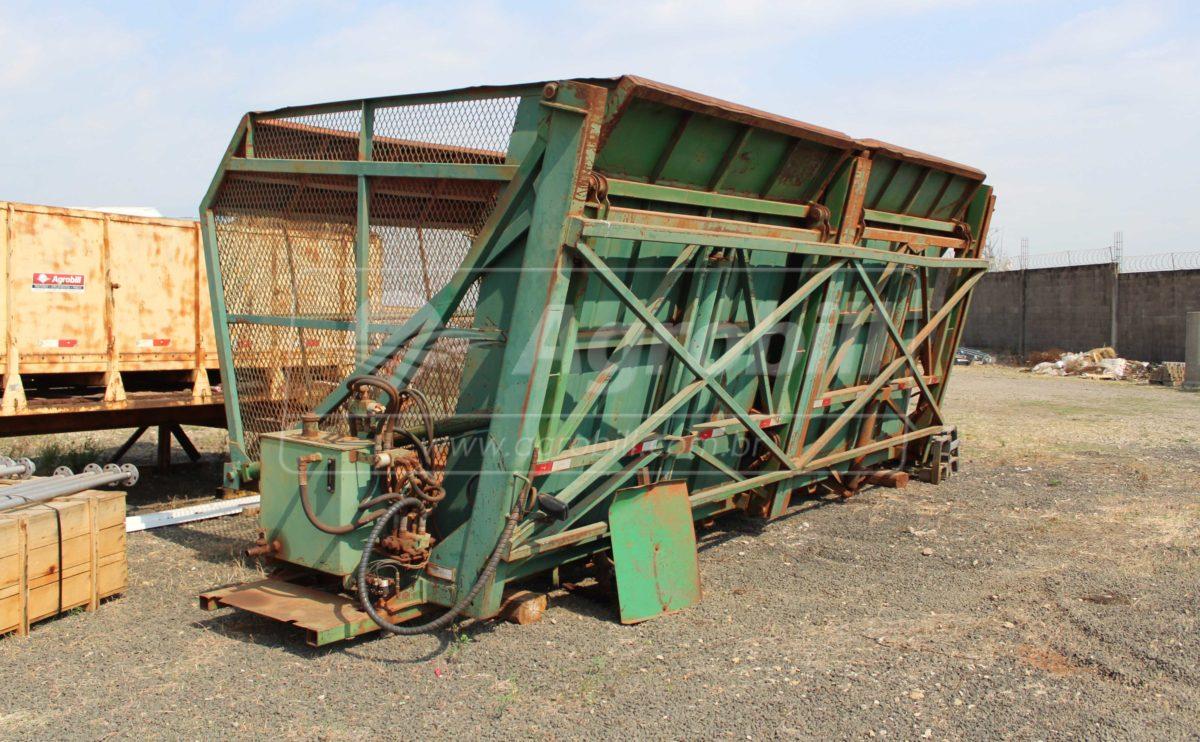 Transbordo de Cana > Usado - Carreta Transbordo para Cana/Silagem - Personalizado - Agrobill - Tratores, Implementos Agrícolas, Pneus