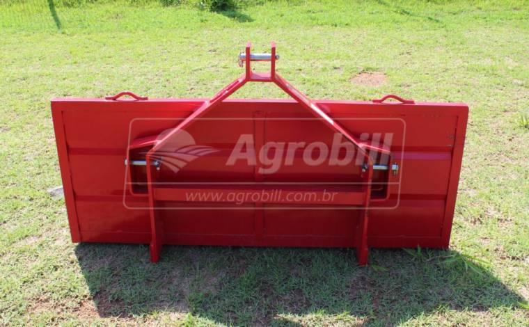 Plataforma Traseira Metalica 1,5 x 1,00 m – ACJ > Nova - Plataforma Traseira - ACJ - Agrobill - Tratores, Implementos Agrícolas, Pneus