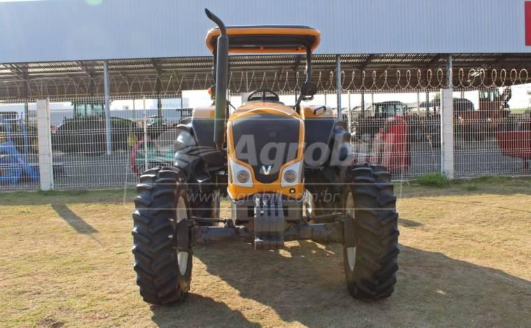 Trator Valtra A 750 4×4 ano 18/19 c/ apenas 161 horas semi novo - Tratores - Valtra - Agrobill - Tratores, Implementos Agrícolas, Pneus