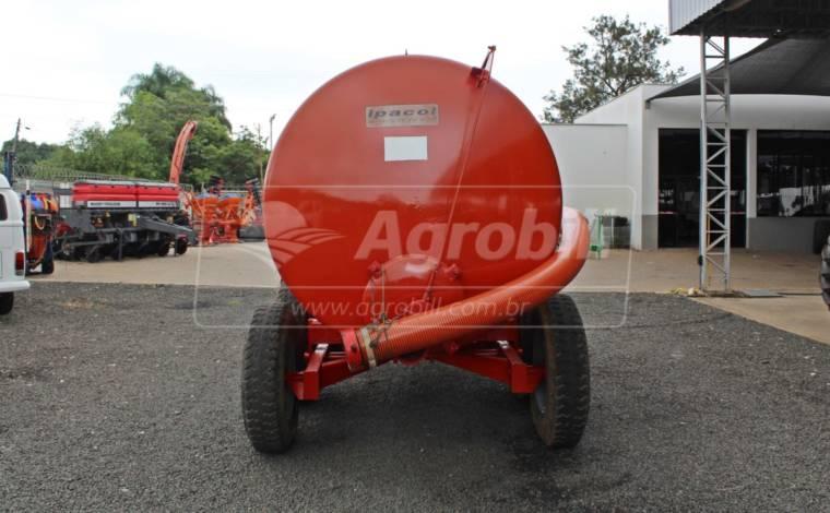 Distribuidor de Adubo Líquido a Vácuo DLV 8000 – Ipacol > Usado - Distribuidor de Esterco - Ipacol - Agrobill - Tratores, Implementos Agrícolas, Pneus