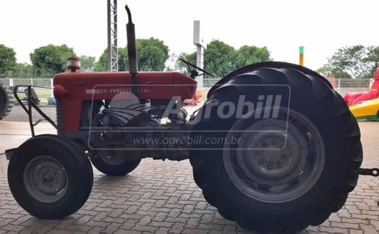 Trator Massey 55X 4×2 ano 1974 - Tratores - Massey Ferguson - Agrobill - Tratores, Implementos Agrícolas, Pneus