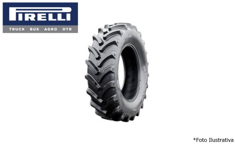 Pneu 380/90R46 – Radial – Pirelli > Novo - 380/90R46 - Pirelli - Agrobill - Tratores, Implementos Agrícolas, Pneus