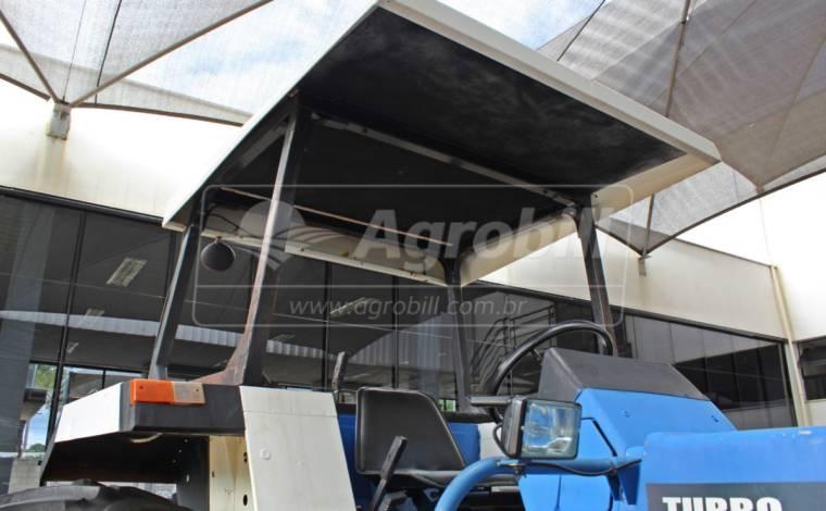 Trator New Holland 8430 4×4 ano 1994 c/ Super Redutor de Velocidade - Tratores - New Holland - Agrobill - Tratores, Implementos Agrícolas, Pneus