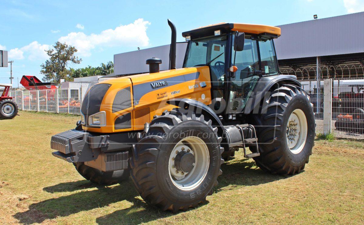 Trator Valtra BH 165 4×4 2014 HyFlow - Tratores - Valtra - Agrobill - Tratores, Implementos Agrícolas, Pneus