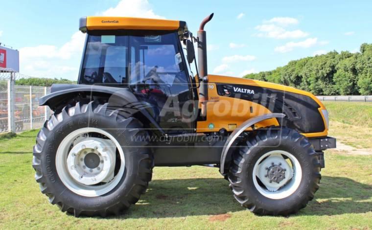 Trator Valtra BM 110 4×4 ano 2016 GIII c/ 1744 horas - Tratores - Valtra - Agrobill - Tratores, Implementos Agrícolas, Pneus