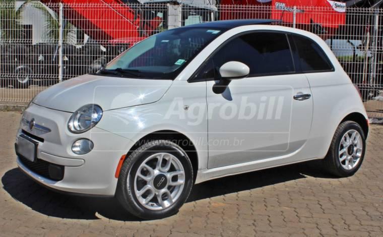 Fiat 500 1.4 Cult Flex Ano 2014 - Veículos - Fiat - Agrobill - Tratores, Implementos Agrícolas, Pneus