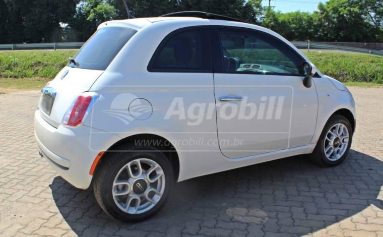 Fiat 500 1.4 Cult Flex Ano 2014 - Caminhões - Fiat - Agrobill - Tratores, Implementos Agrícolas, Pneus