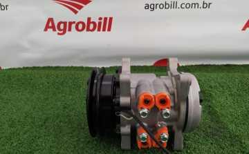 Compressor do Ar condicionado mod. densor Valtra paralelo (Novo) - Peças - Novo - Agrobill - Tratores, Implementos Agrícolas, Pneus